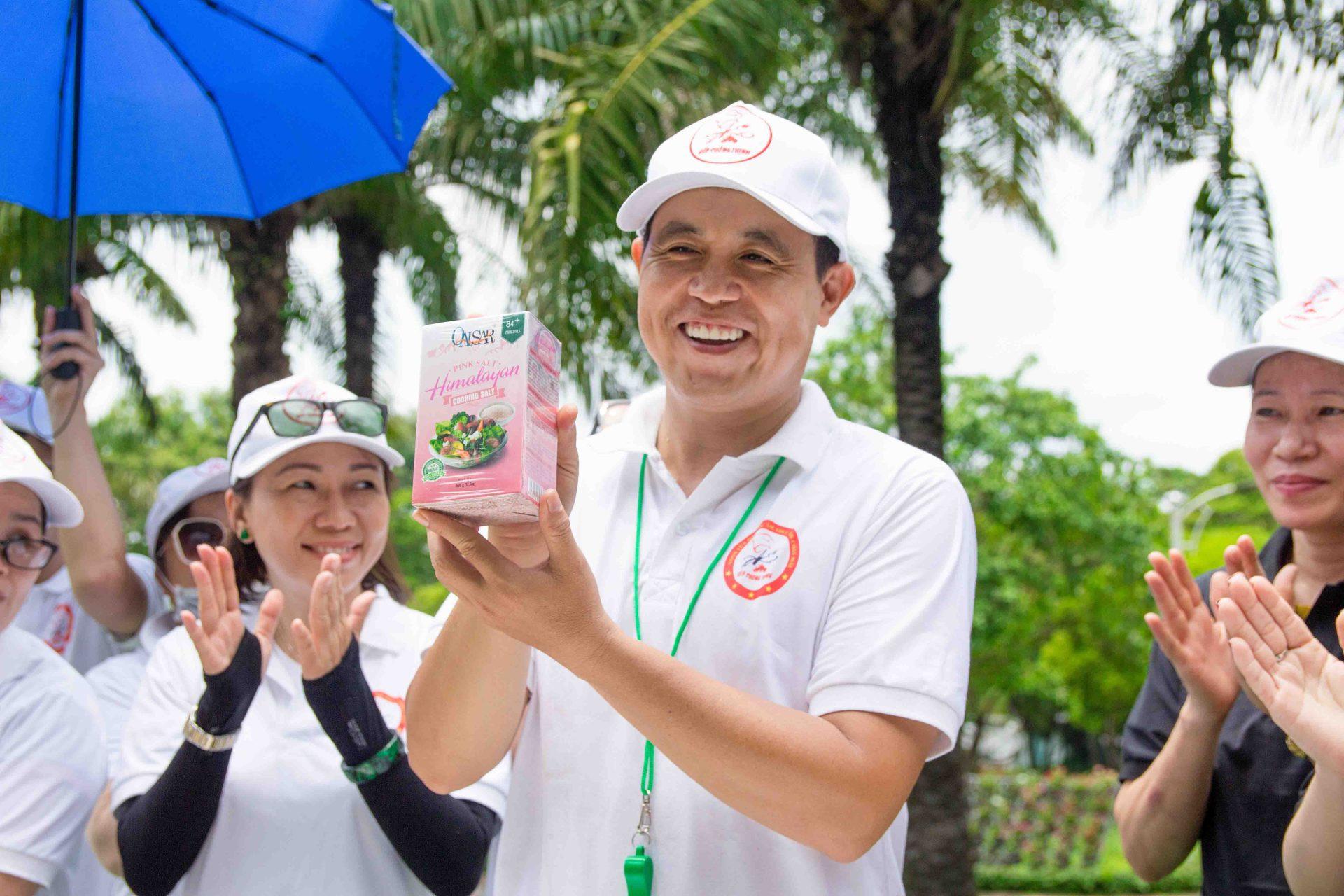 Chuyên gia ẩm thực Trần Cường Thịnh